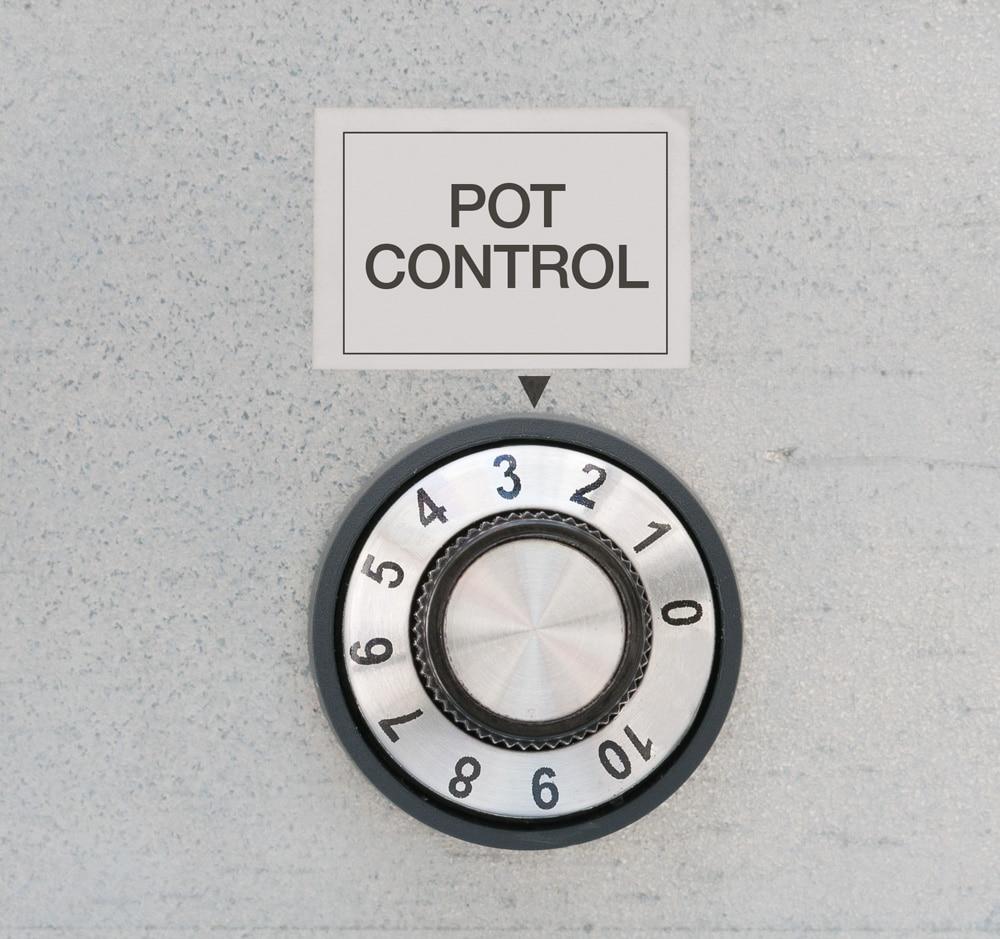 Pot Control Optimum FCU Q-nis